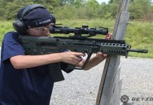 SAGA, pro-gun, gun legislation, guns, rifle, AR, bullup, IWI, IWI tavor x95
