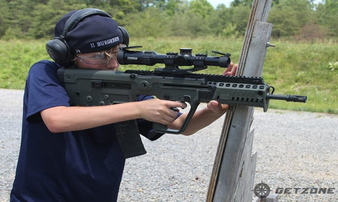 SAGA, pro-gun, gun legislation, guns, rifle, AR, bullup, IWI, IWI tavor x95