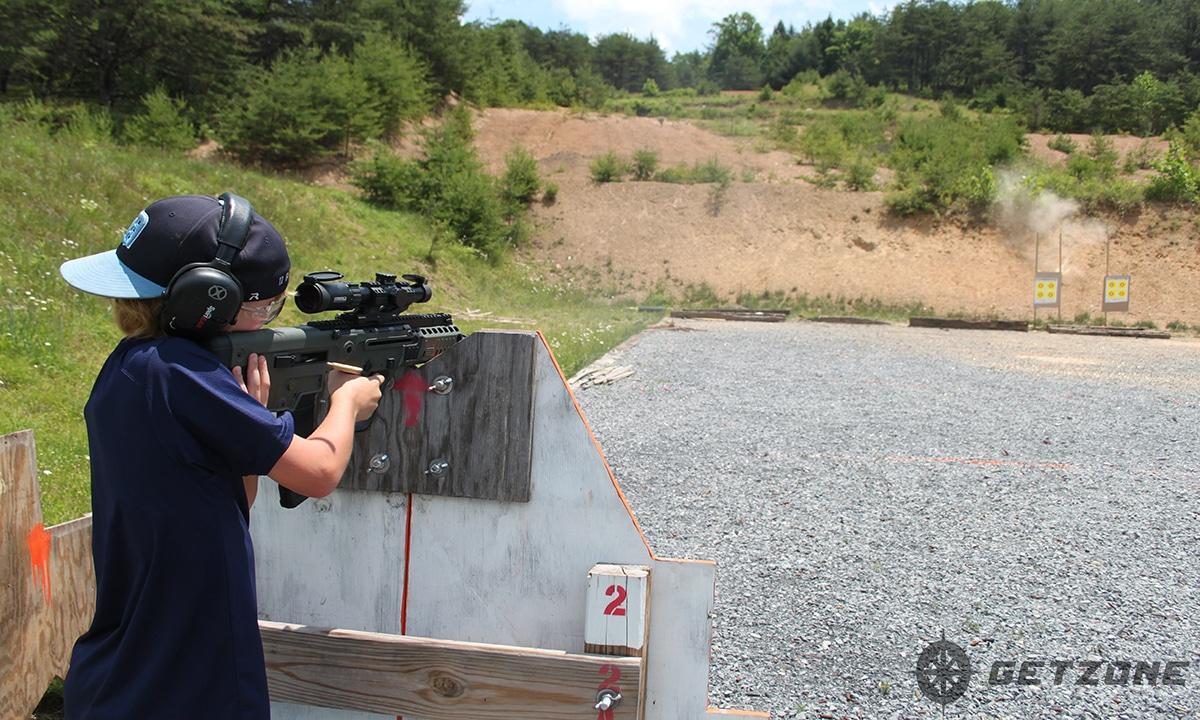 guns, rifle, AR, bullup, IWI, IWI tavor x95