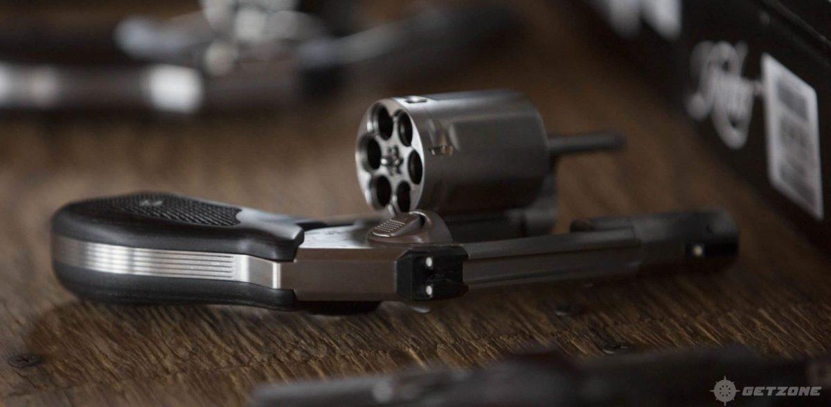 guns, handgun, pistol, Kimber k6, Kimber, magnum