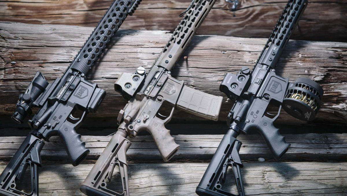 New: Hailstorm DS 9mm Pistol and SBR from Dark Storm Industries