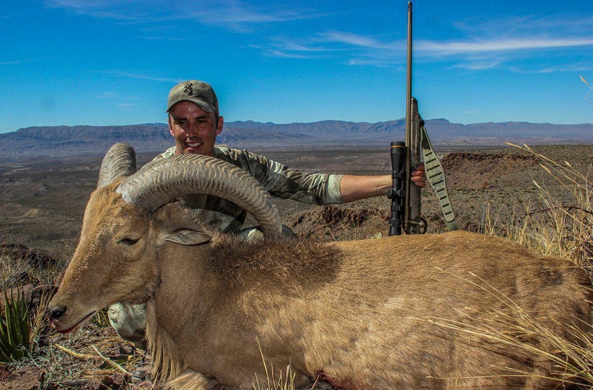 Hunting, getzone hunting, budget hunting, budget friendly hunting, aoudad