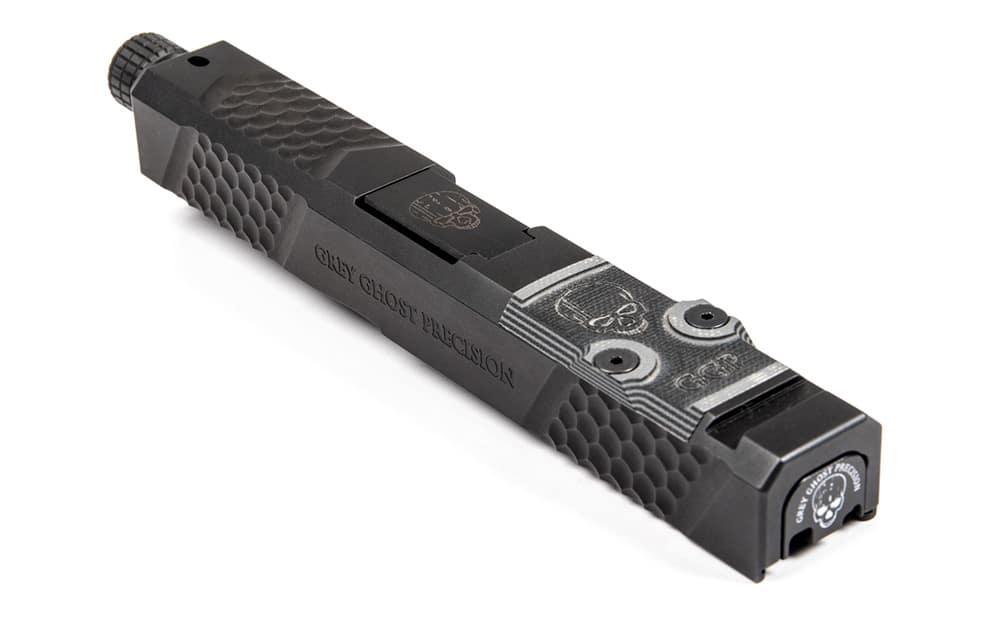 guns, glock, glock slides, grey ghost precision glock slides, new guns and gear, pistol