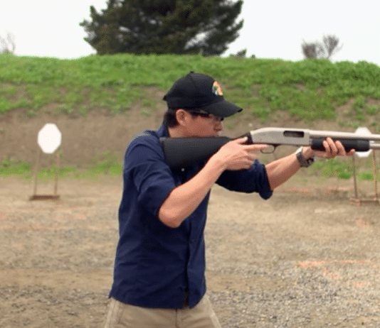 Proper Shotgun Stance and Mount with Chris Cheng