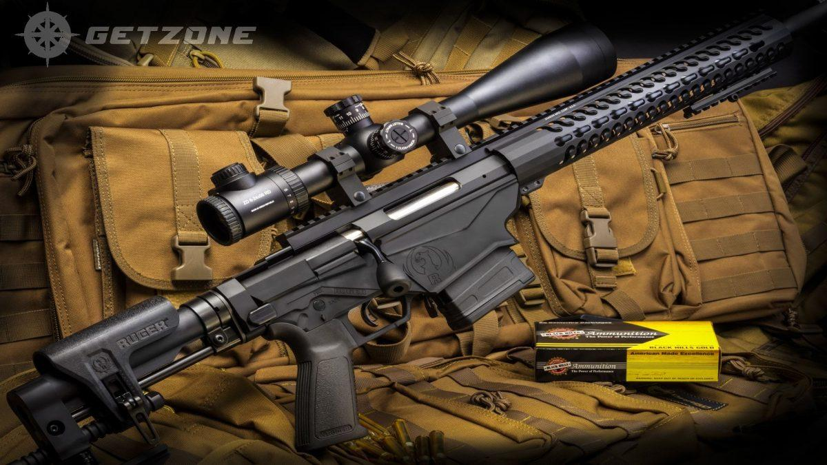 Action On Gun Violence >> Ruger Precision Rifle: Extreme Accuracy Doesn't Have To Break The Bank - GetZone