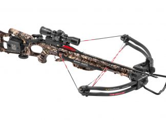 tenpoint, crossbow, renegade crossbow, hunting, getzone hunting