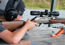 hunting, rifle, multi-purpose rifle, browning, getzone hunting, getzone shooting, rifle