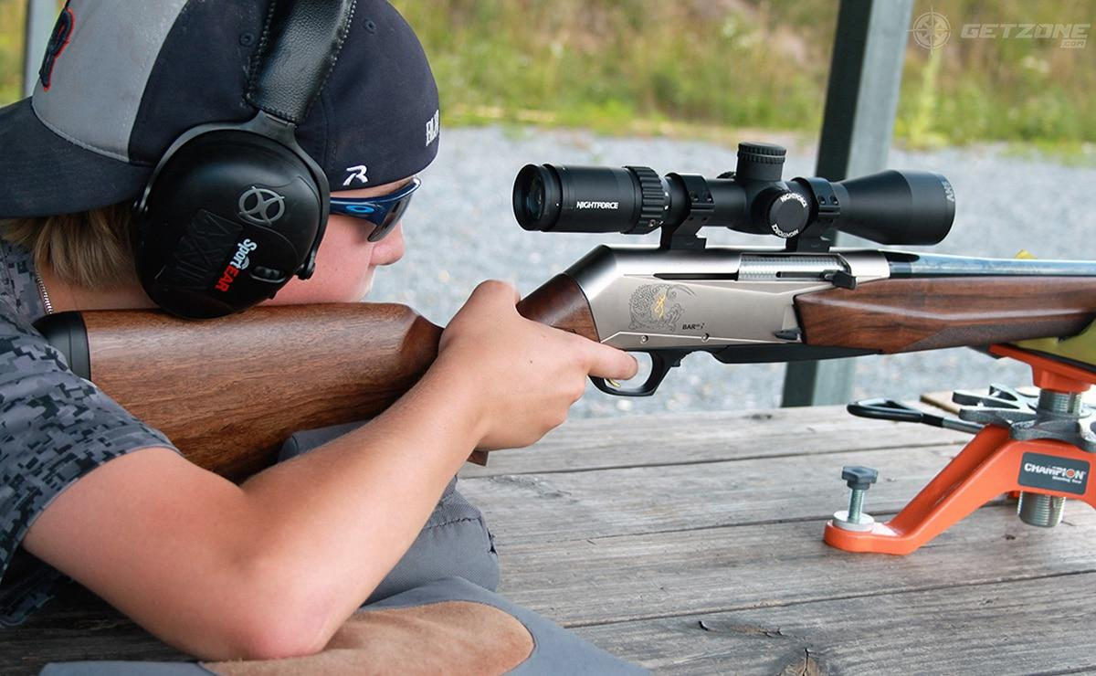 Hunting Multi Purpose Browning Getzone Shooting