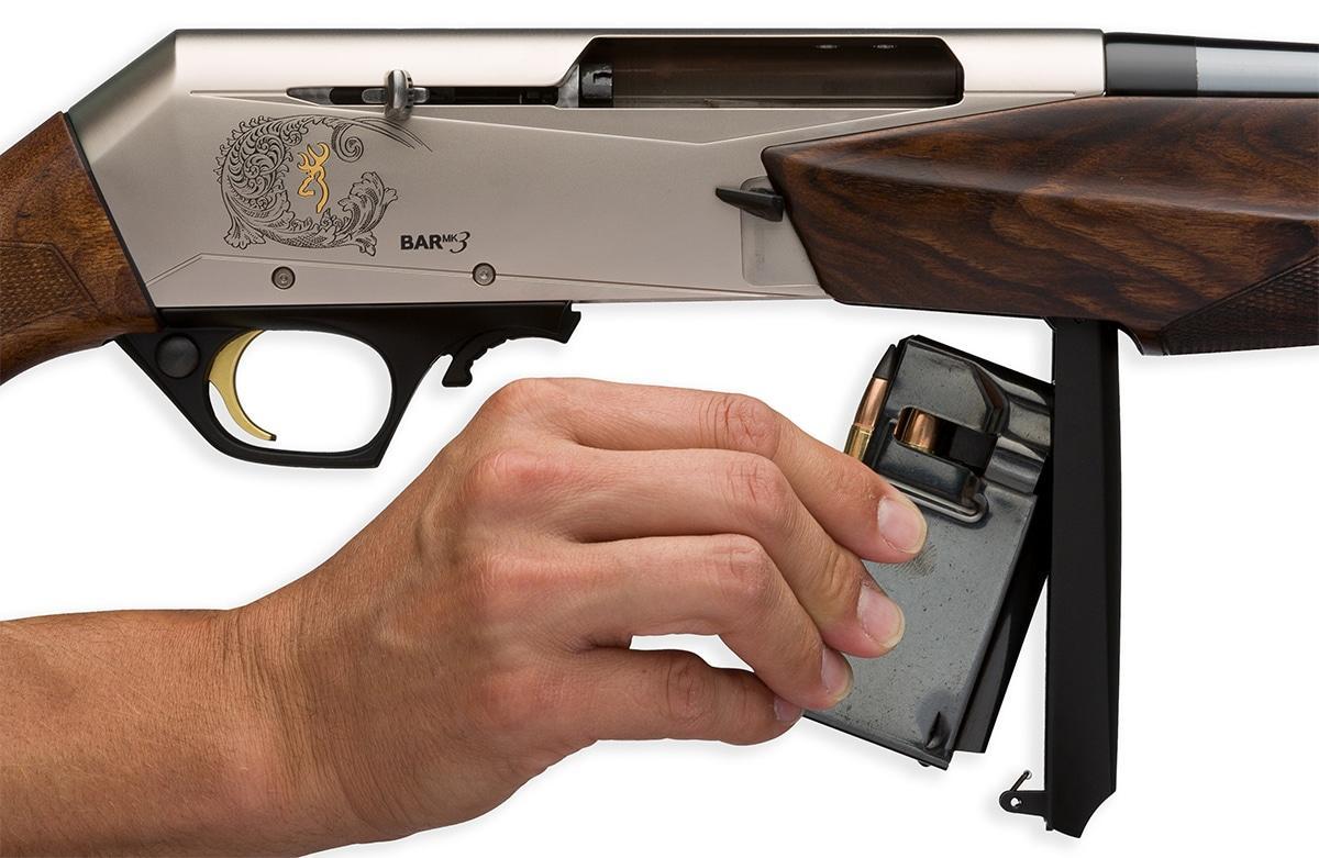 hunting, rifle, multi-purpose rifle, browning, getzone hunting, getzone shooting, rifle