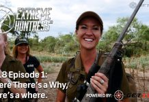 Extreme Huntress 2018 Episode 1 hunting conservation