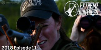 Extreme Huntress 2018 Episode 11 hunting conservation
