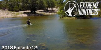 Extreme Huntress 2018 Episode 12 hunting, conservation, deer hunting, yo ranch headquarters, axis deer