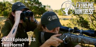 Extreme Huntress 2018 Episode 13, hunting, conservation, deer hunting, axis deer