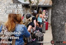 Extreme Huntress 2018 Episode 2 hunting conservation