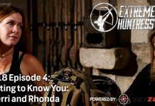 Extreme Huntress 2018 Episode 4 hunting conservation