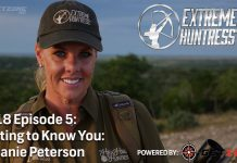 Extreme Huntress 2018 Episode 5 hunting conservation