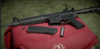 Multi-Purpose Rifle From Ruger AR-556