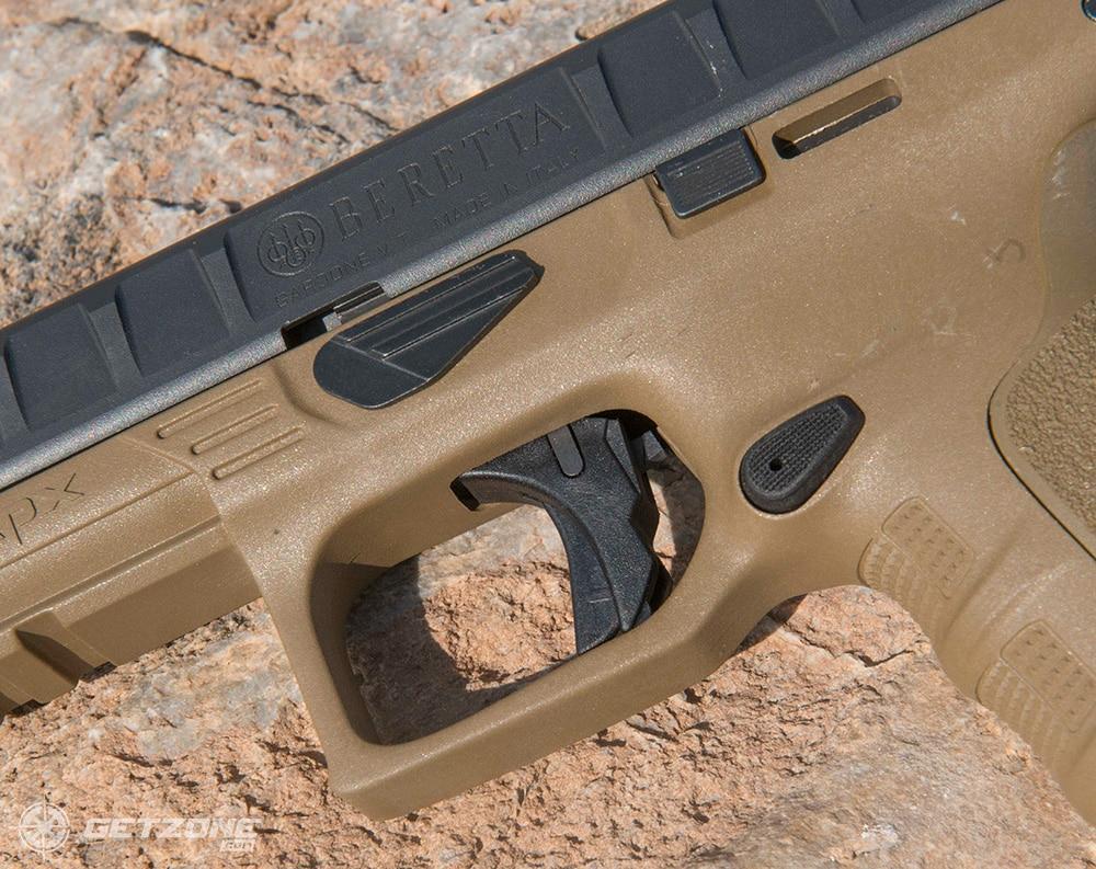 Guns, new guns, beretta, beretta apx pistol, pistol, getzone shooting, concealed carry