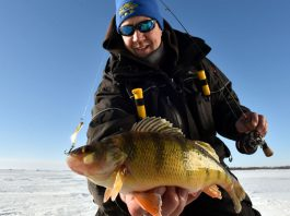 fishing, new fishing gear, ice baits, ice fishing