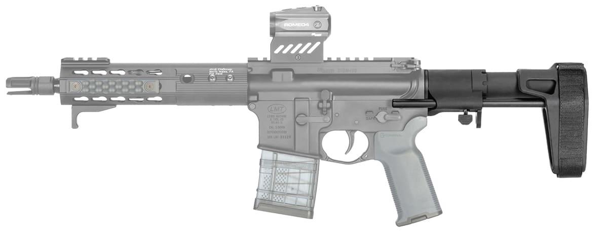 sb tactical, sbpdw, brace, pistol brace, new guns and gear