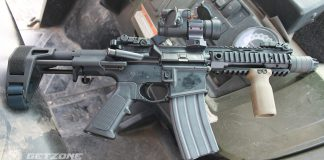 pistol brace, tactical brace, SB Tactical, AR brace, new guns and gear