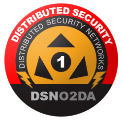 Distributed Security Logo