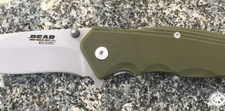 bear edge, pocket knife, hunting, gear, camping, knife