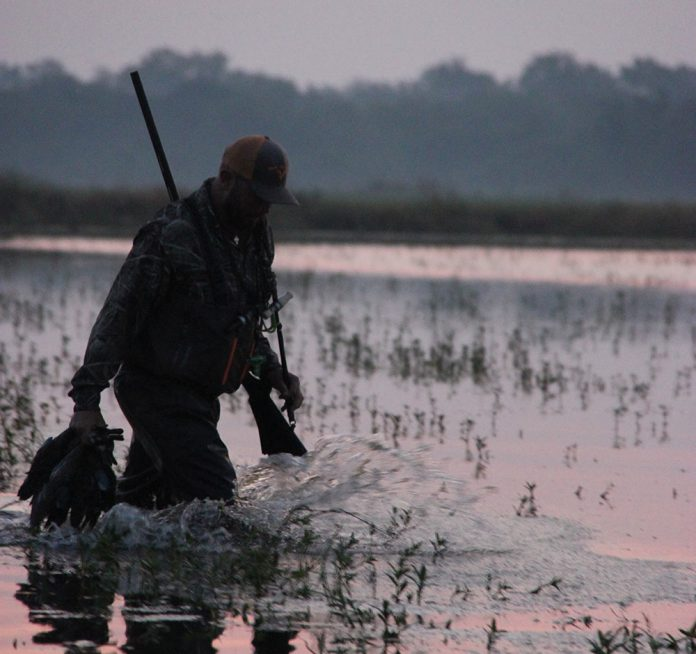 waterfowl, waterfowl hunting, hunging gear, new gear