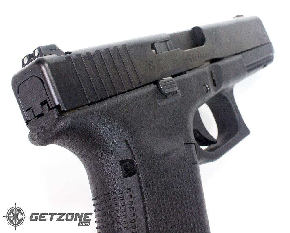 glock, gen 5, guns, new guns, shooting, getzone shooting, glock gen 5