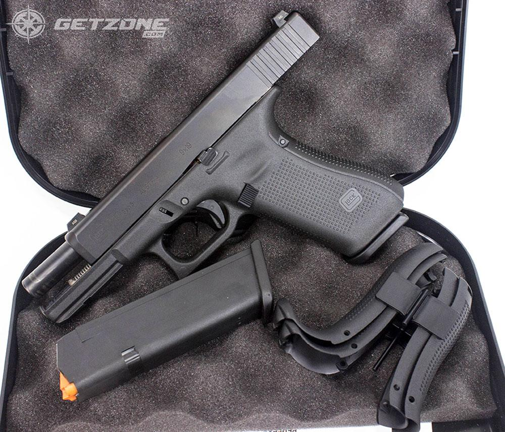 glock, gen 5, glock gen 5, guns, new guns, shooting, getzone shooting
