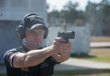 sig p320 pistol max running max outdoor shooting