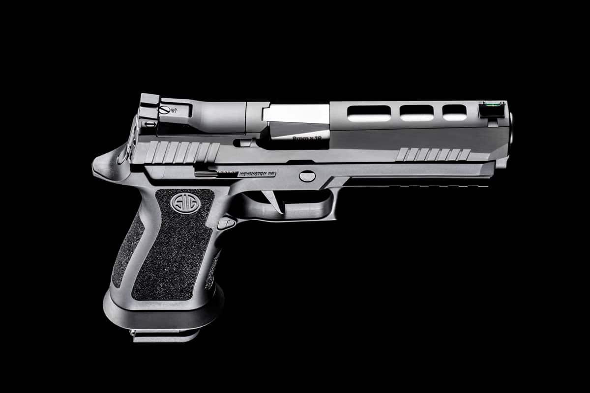 sig sauer P320-x5 pistol everyday carry