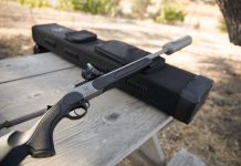 SilencerCo, muzzleloader, silencer, suppressor, new guns and gear, getzone hunting, hunting