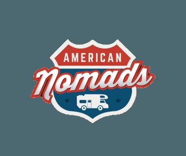 american nomads logo getzone