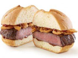 venison sandwich, venison, food, arby's,