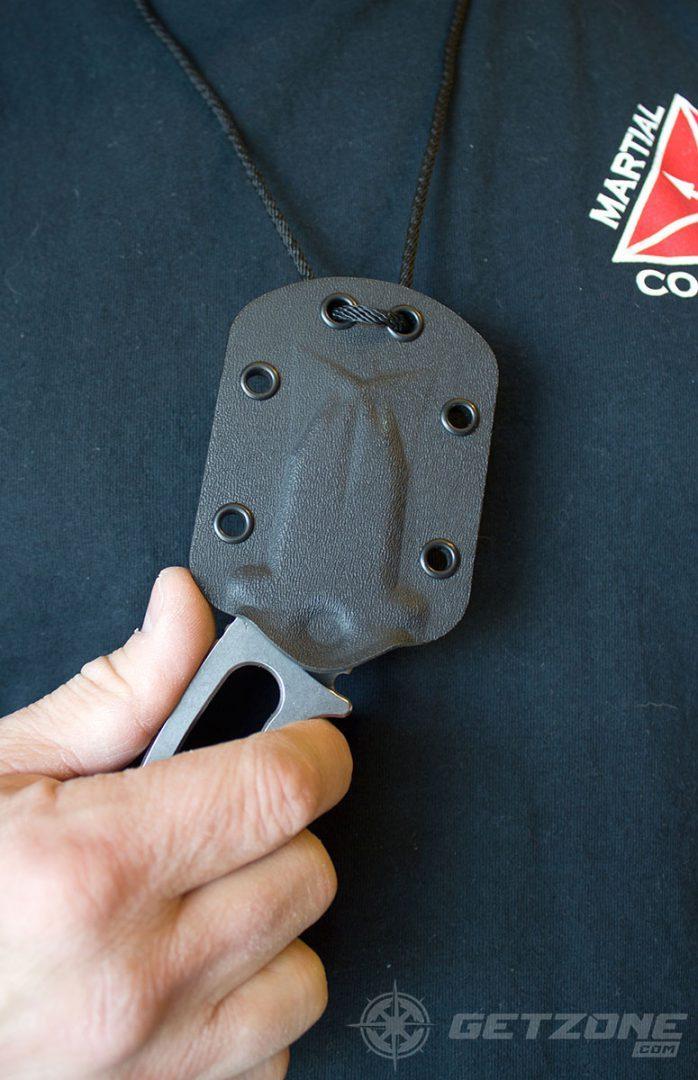 hogue knives, knives, ex-f03, hunting, camping, new gear