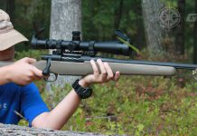 Mossberg patriot predator rifle, rifle, gun, new guns, hunting, shooting, patriot predator