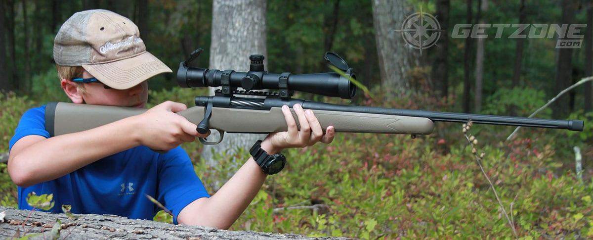 Mossberg patriot predator rifle, rifle, gun, new guns, hunting, shooting, patriot predator