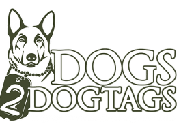 Dogs2DogsTags logo