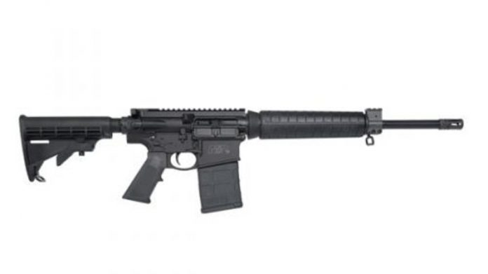 smith & wesson, Smith & wesson M&P10 sport rifle, m&p10 sport, rifle, guns