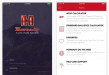 hornady, hornady ballistic calculator app, 4dof, guns and gear