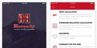 hornady, hornady ballistic calculator app, 4dof, guns and gear