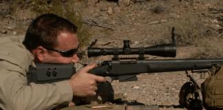long range shooting Scope Tracking