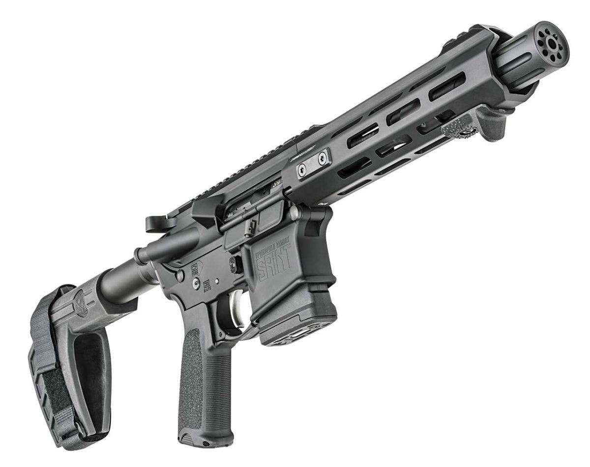 springfield armory, saint ar-15 pistol, new guns, guns