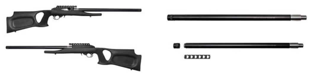 kahr firearms, tts-22. rifle, barrel, hunting, shooting, guns, new guns