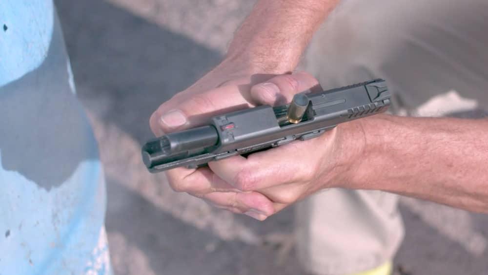 Springfield-XD-e-pistol