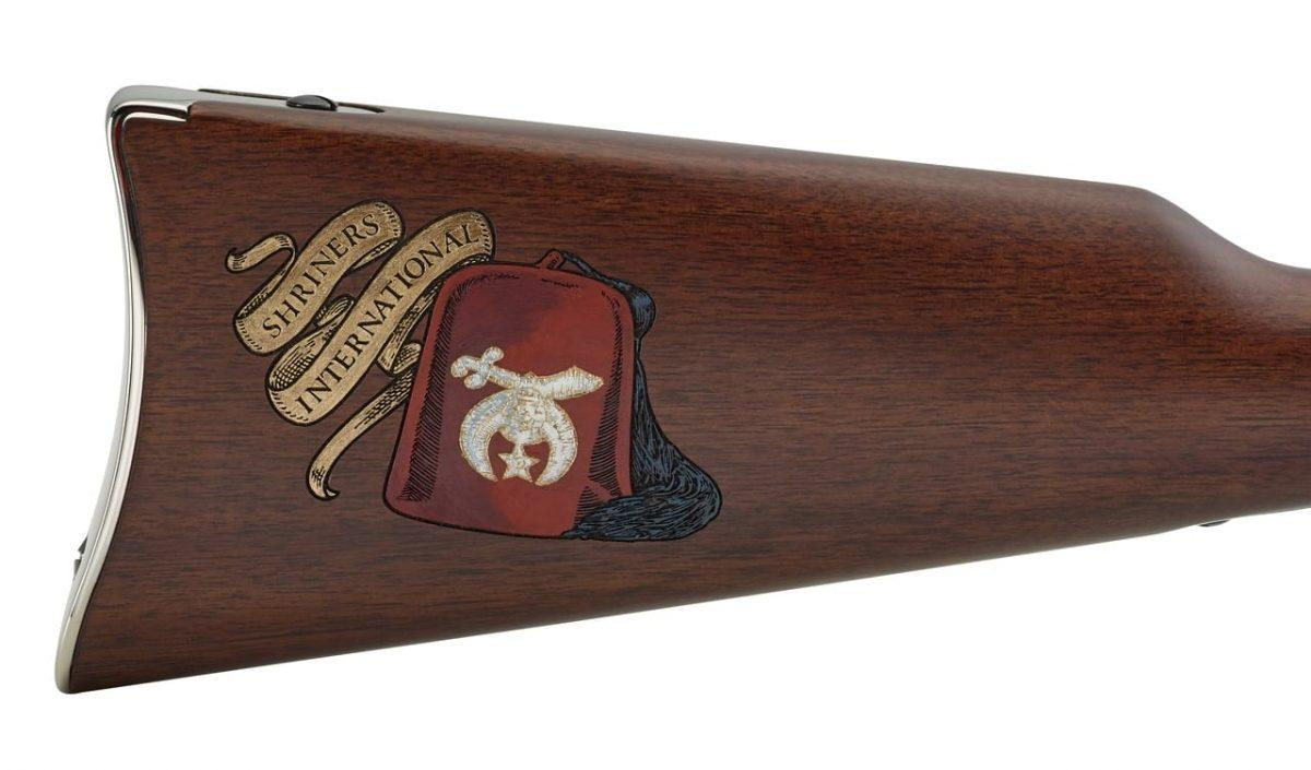 shriners tribute edition, henry repeating arms, rifle