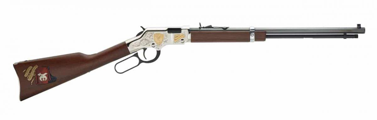 shriners tribute edition, rifle, henry repeating arms