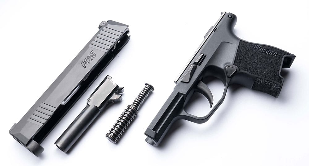 SIG SAUER P365: The 9mm Concealed Carry Pistol You've Wanted