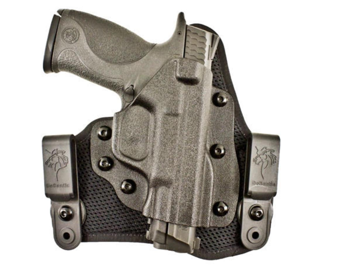 New Gear: Infiltrator Air Holster from DeSantis - GetZone